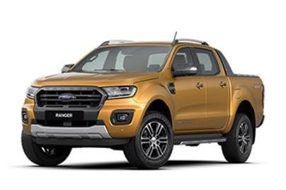 Ford Ranger LTD 2.0L 4X4 AT