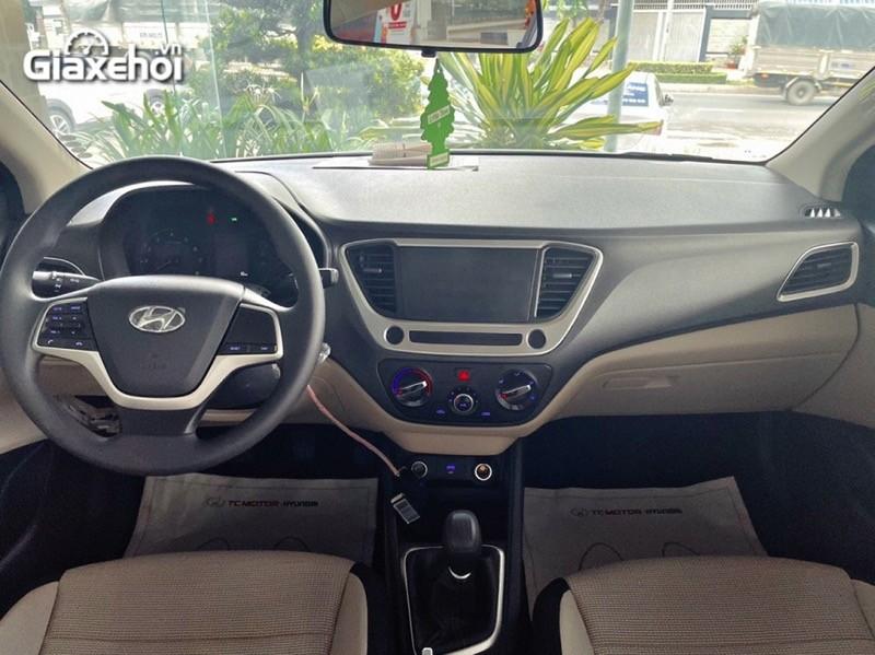 Hyundai Accent 1.4 MT Tiêu chuẩn