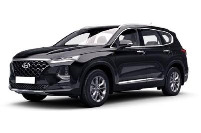 Hyundai SantaFe 2.2 Dầu Cao Cấp