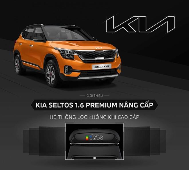 """Đánh giá Kia Seltos 1.6 Premium 2022 Mới: """"Ngựa ô"""" không tăng áp có gì đặc biệt?"""