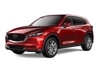 Mazda CX-5 2.5L SIGNATURE PREMIUM AWD