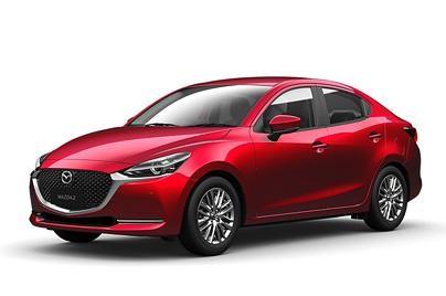 Mazda Mazda2 sedan
