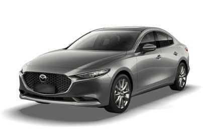 Mazda Mazda3 Sedan 1.5L LUXURY