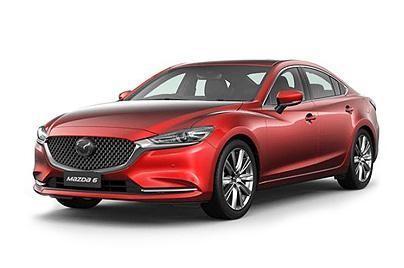 Mazda Mazda6 sedan 2.0L SIGNATURE PREMIUM
