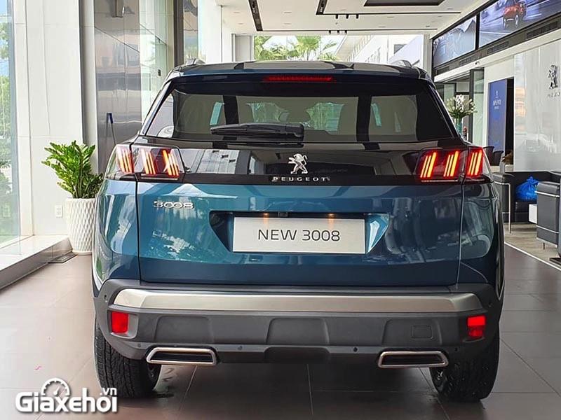 """So sánh Peugeot 2008 và Peugeot 3008 mới: Bản lĩnh """"đàn anh"""""""