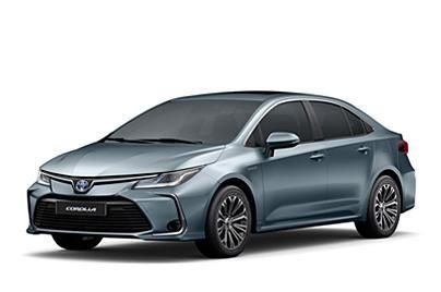 Toyota Corolla Altis 1.8E CVT