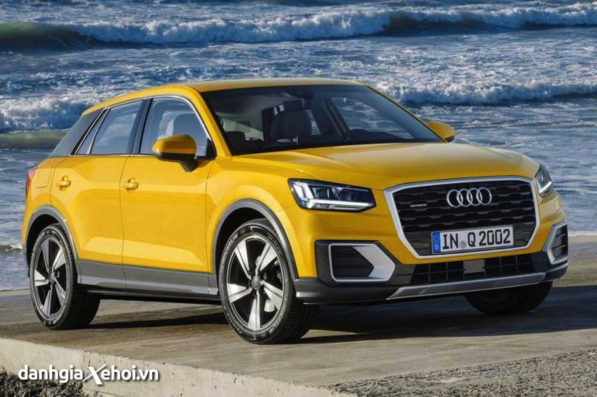 Bảng giá xe Ô tô Audi mới nhất tháng 04/2021