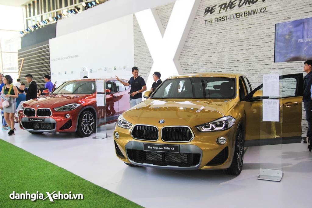 Bảng giá xe Ô tô BMW mới nhất tháng 04/2021