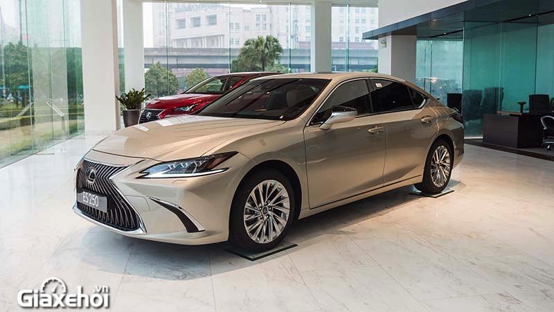 Bảng giá xe Ô tô Lexus mới nhất tháng 04/2021