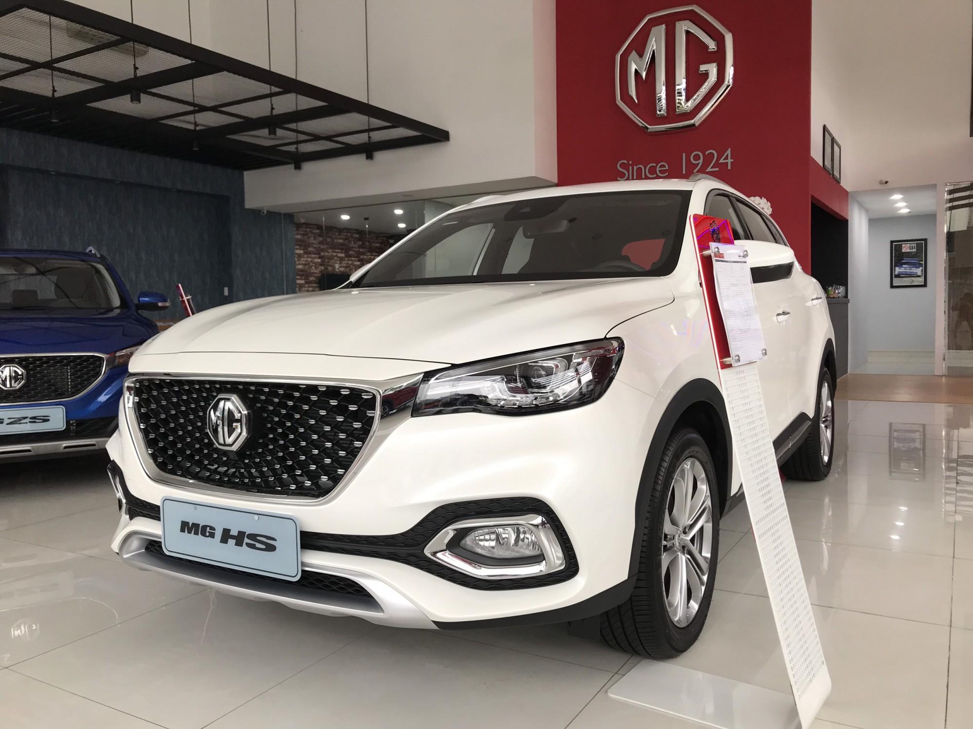 Bảng giá xe ô tô MG mới nhất tháng 04/2021