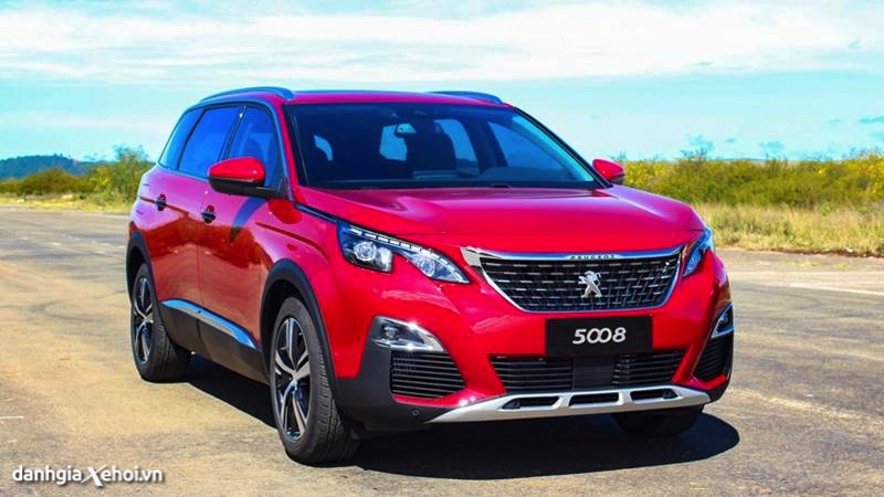 Bảng giá xe Ô tô Peugeot mới nhất tháng 04/2021