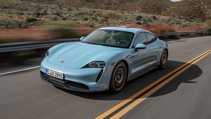 Bảng giá xe Ô tô Porsche mới nhất tháng 04/2021