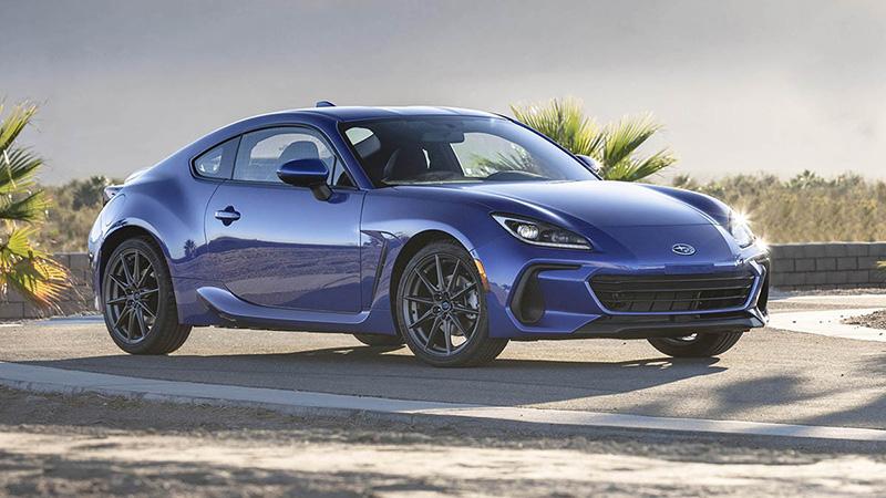 Bảng giá xe Ô tô Subaru mới nhất tháng 04/2021