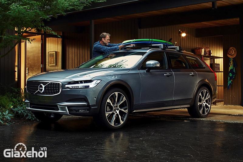 Bảng giá xe ô tô Volvo mới nhất tháng 04/2021