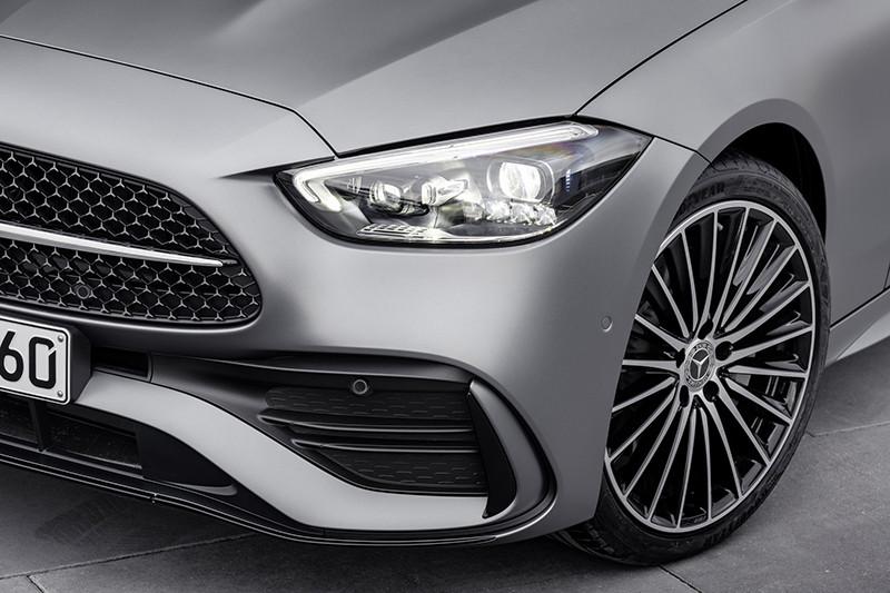 Đánh giá Mercedes C Class 2022, Mẫu sedan bán chạy nhất của Mercedes