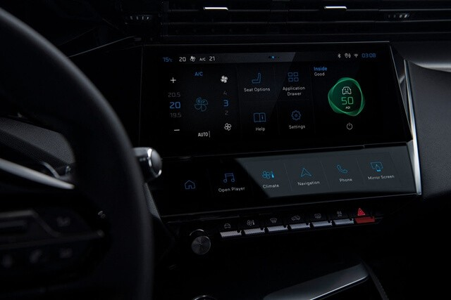 Đánh giá xe Peugeot 308 2022 thế hệ mới: Sang trọng, mạnh mẽ và nhiều tính năng tiện ích
