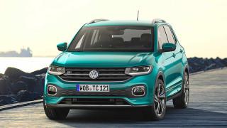 Xe Volkswagen T-Cross 2022 sắp bán tại Việt Nam: Khó nghênh chiến Hyundai Kona, Kia Seltos