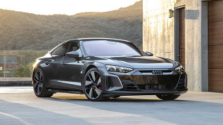 Xe Audi E Tron GT 2022