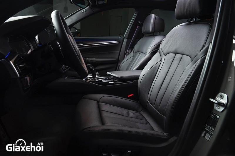 Đánh giá xe BMW 5 Series 2022: Cao cấp hơn, nhiều lựa chọn hơn