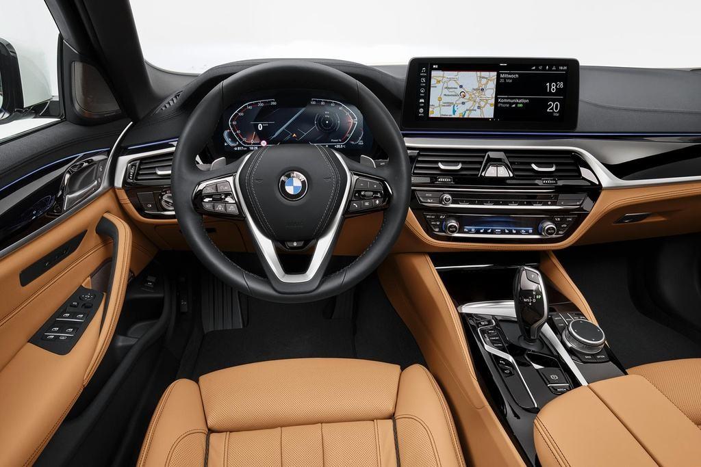 Đánh giá BMW 530i M Sport 2022 – Phiên bản BMW 5-Series mạnh nhất