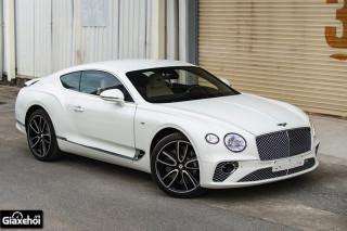 Chi tiết Bentley Continental GT V8 2022 phiên bản kỷ niệm 100 năm