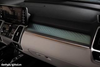 Chi tiết Kia Sorento 2.2L Signature 2022 (6 chỗ máy dầu) - Phá bỏ định kiến động cơ Diesel