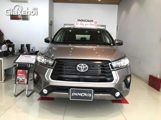 Chi tiết Toyota Innova E 2.0MT 2022 – Nâng cấp nhẹ, giá bán không đổi