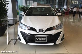 Chi tiết Toyota Vios 1.5E CVT 2022 (7 túi khí) – Giá bán chưa hợp lý, trang bị nghèo nàn