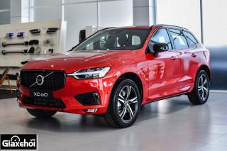Chi tiết Volvo XC60 R-Design 2022 mới về đại lý - Mẫu xe dành cho những ai thích sự khác biệt