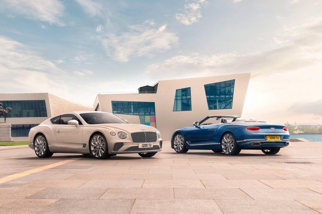 Chi tiết Bentley Continental GT Mulliner 2022 - Đỉnh cao của sự sang trọng, thể thao
