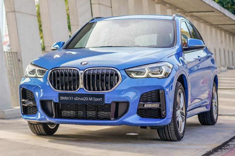 Chi tiết xe BMW X1 sDrive20i 2022 - Mẫu SUV gia đình nhỏ gọn
