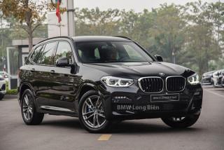 Chi tiết xe BMW X3 M Sport 2022: Tập trung nâng cấp không gian nội thất