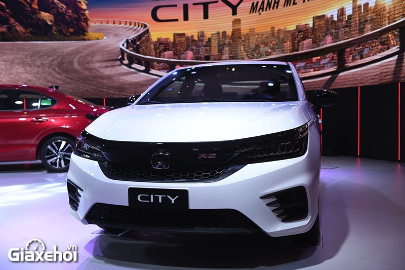 Chi tiết Honda City RS 2022 – 600 triệu có xứng đáng ?