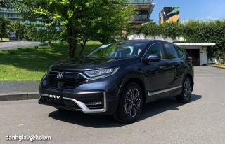Chi tiết xe Honda CR-V 1.5L 2022 (Luxury) giá 1,118 tỷ đồng