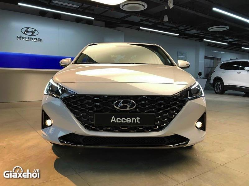Chi tiết xe Hyundai Accent 1.4AT đặc biệt 2022 – mẫu xe đáng sở hữu trong phân khúc sedan hạng B