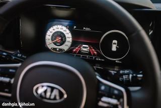 Chi tiết xe Kia Sorento Signature AWD G2.5 2022 (6 ghế, máy xăng) – Vươn tới đẳng cấp xe hạng sang