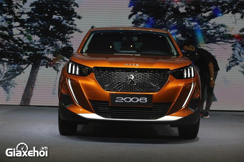 Chi tiết xe Peugeot 2008 Active 2022 – 700 triệu đồng có gì ?
