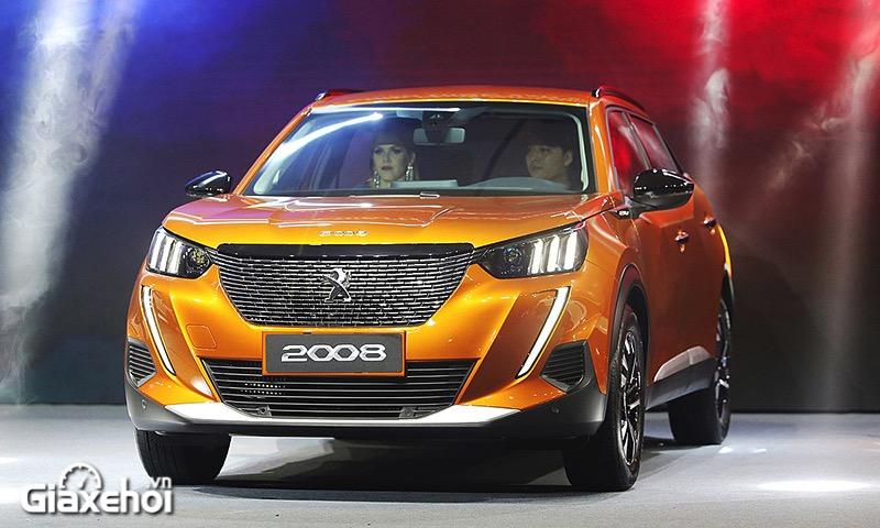 Chi tiết xe Peugeot 2008 GT Line 2022 – Nhỏ nhưng có võ