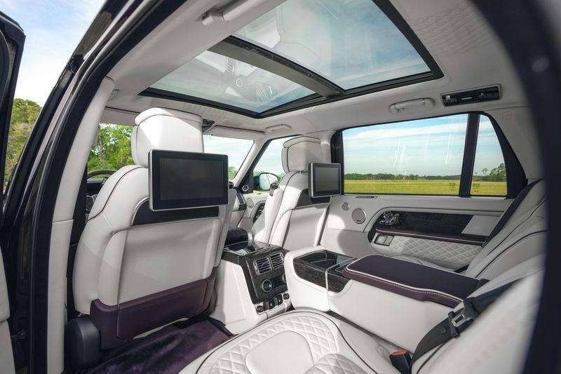 Chi tiết xe Range Rover Sandringham 2022 - Mẫu xe SUV tinh tế, nhẹ nhàng