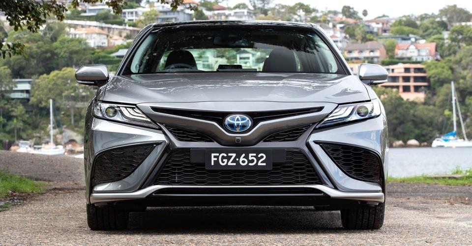 Chi tiết xe Toyota Camry 2022 ra mắt tại Úc: Mẫu Camry facelift sở hữu nhiều nâng cấp mới