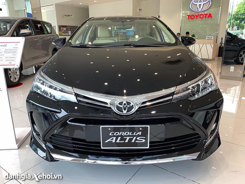 Chi tiết xe Toyota Corolla Altis 1.8E 2022- Giá bán giảm nhẹ, trang bị gần như không thay đổi