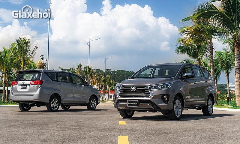 Chi tiết xe Toyota Innova V 2.0AT 2022 – Đỉnh cao của tiện ích, tiết kiệm