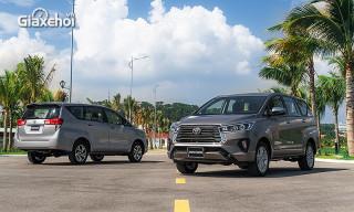 """Tại sao doanh số Toyota Innova """"tuột dốc không phanh"""" chỉ trong thời gian ngắn?"""