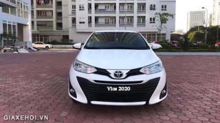 Chi tiết Toyota Vios 1.5E MT 2022 – 490 triệu cho phiên bản 7 túi khí