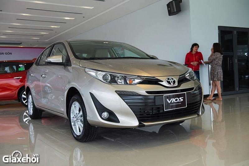Chi tiết Toyota Vios 1.5G 2022 – Vua phân khúc sedan hạng B tại thị trường Việt Nam