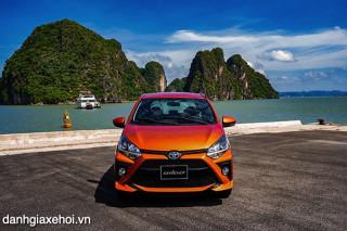 Chi tiết xe Toyota Wigo 1.2AT 2022 – Không mấy ấn tượng!