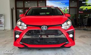 Chi tiết xe Toyota Wigo 1.2MT 2022 phiên bản số sàn – Không có gì để hỏng!!