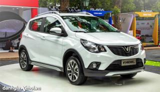 Chi tiết xe VinFast Fadil tiêu chuẩn 2022 (Base)