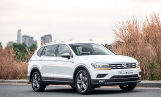 Chi tiết xe Volkswagen Tiguan Elegance 2022 – Đậm chất xe Đức!