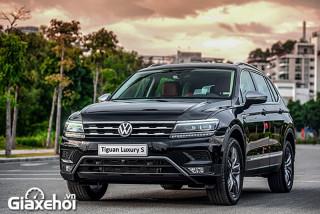 Chi tiết xe Volkswagen Tiguan Luxury S 2022 – Chiếc xe Đức tốt nhất phân khúc ?